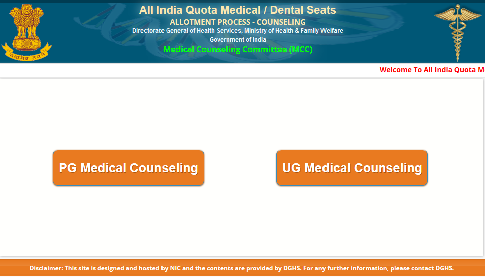 Medical Counseling