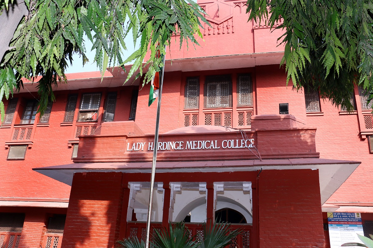 Heritage Building of College